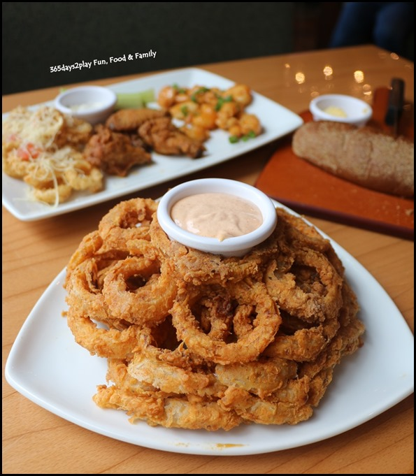 Outback Steakhouse Singapore - Typhoon Boom $15.90