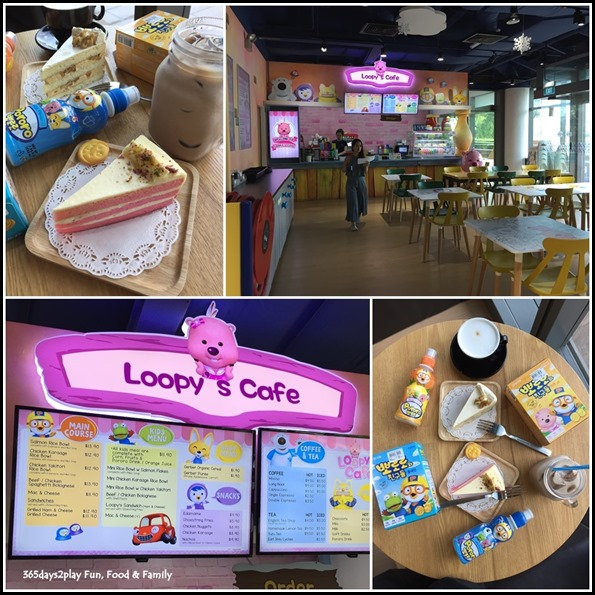 Pororo Park - Loopy's Cafe