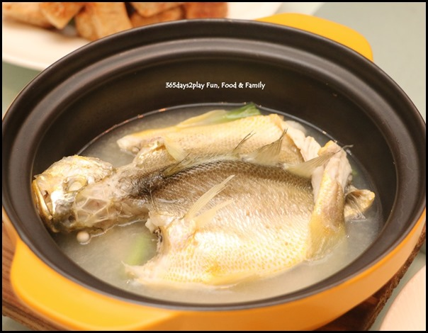 Putien - '100-Second' Stewed Yellow Croaker