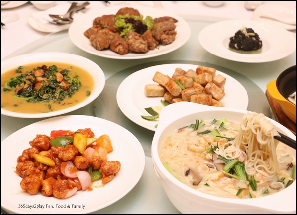 Putien Popular Dishes