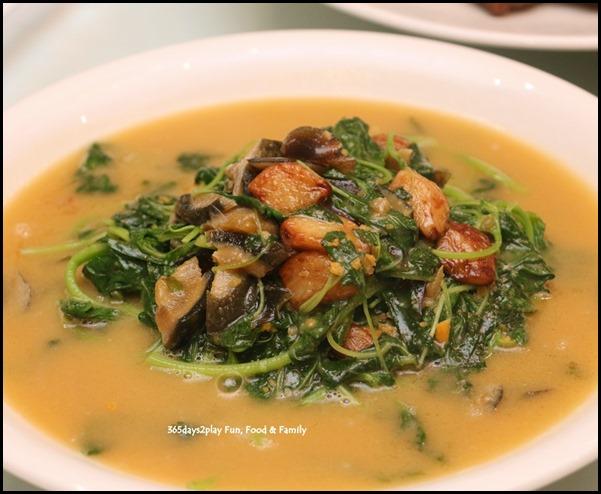 Putien - Spinach in Supreme Stock