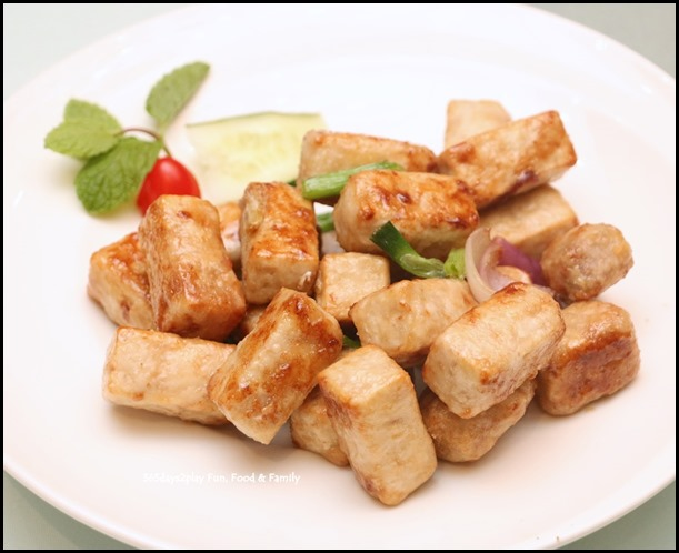 Putien - Stir-fried Yam