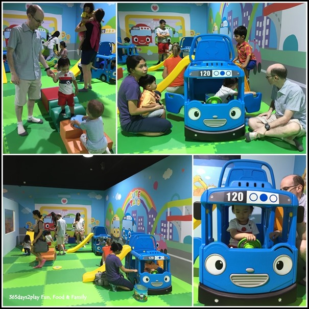 Tayo Station - Toddler Play Area