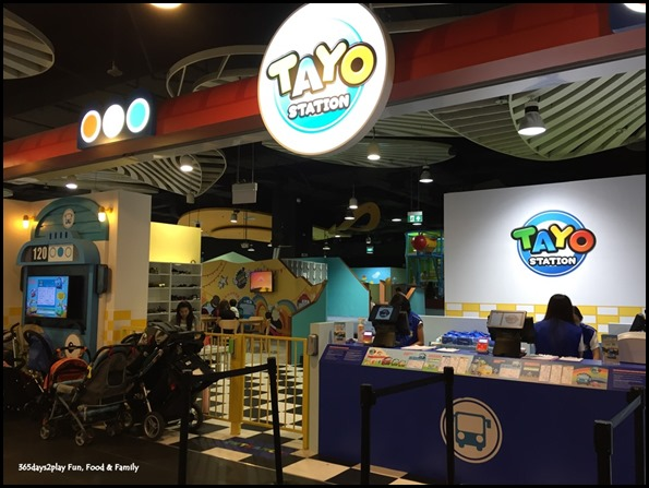 Tayo Station at Downtown East
