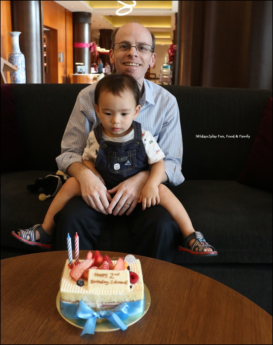 Happy 2nd Birthday to Edward