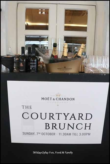 Senso Moet & Chandon The Courtyard Brunch  (14)