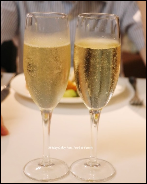 Senso Moet & Chandon The Courtyard Brunch  (9)