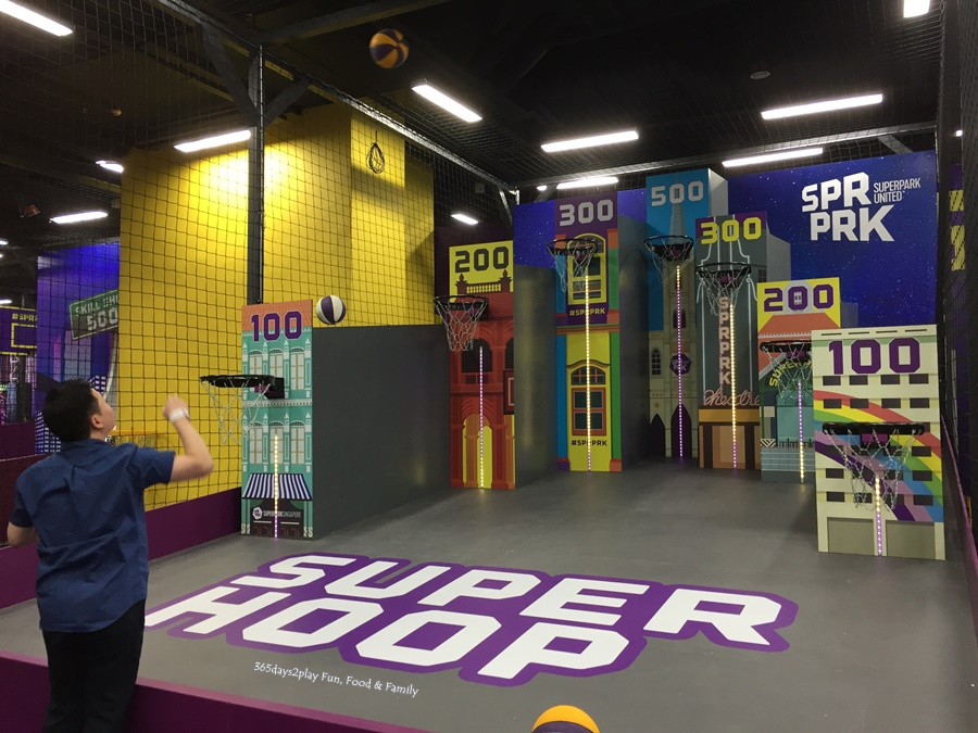 SuperPark - SuperHoops
