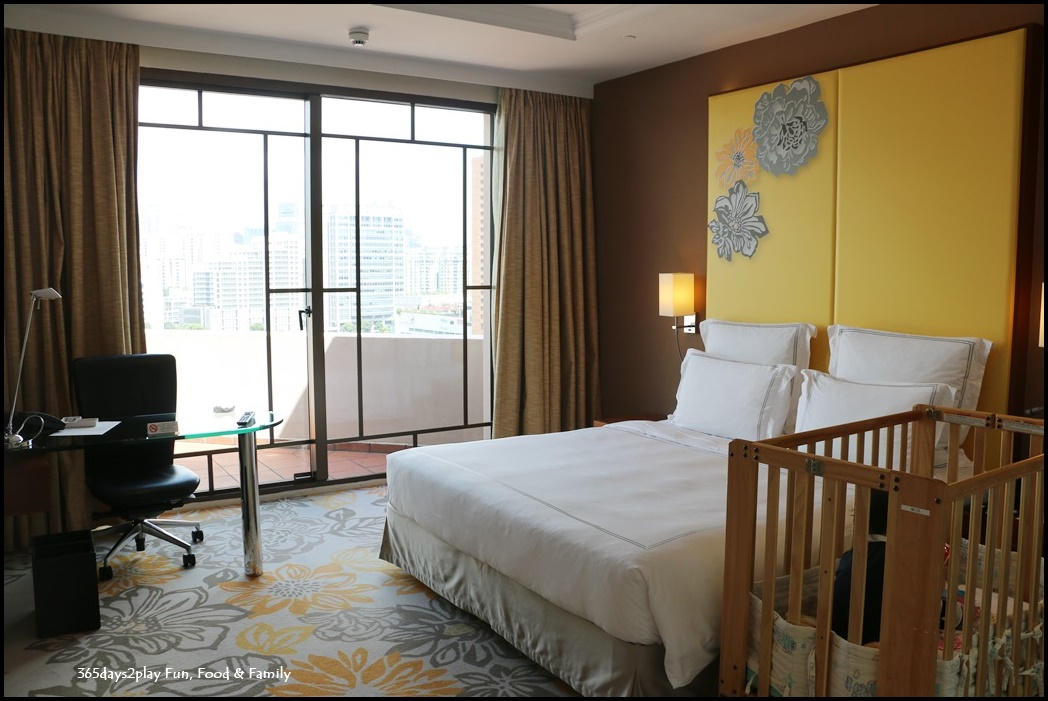 Swissotel Merchant Court Birthday Staycation