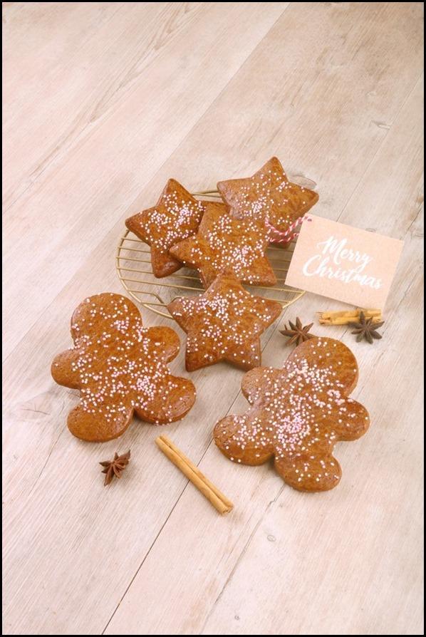 Cedele Gingerbread Cookies ($16)