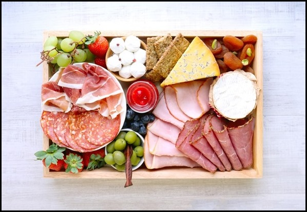 Cedele Premium Charcuterie _ Cheese Platter ($148)