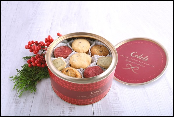 Cedele Premium Christmas Cookies Collection ($32)