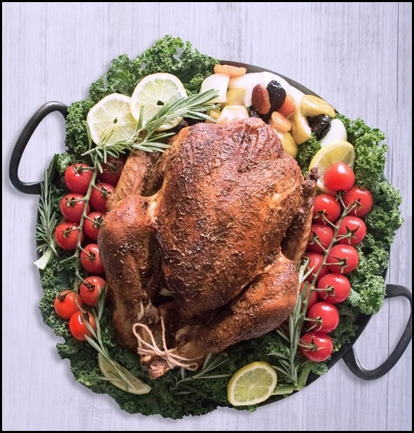 Cedele Rosemary Turkey ($150)