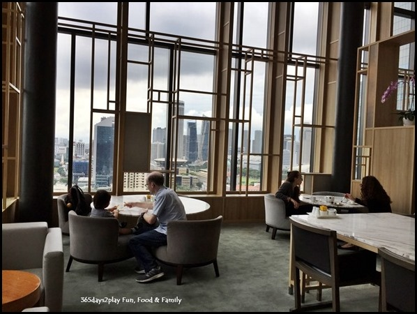PARKROYAL on Pickering - Executive Club Lounge (2)