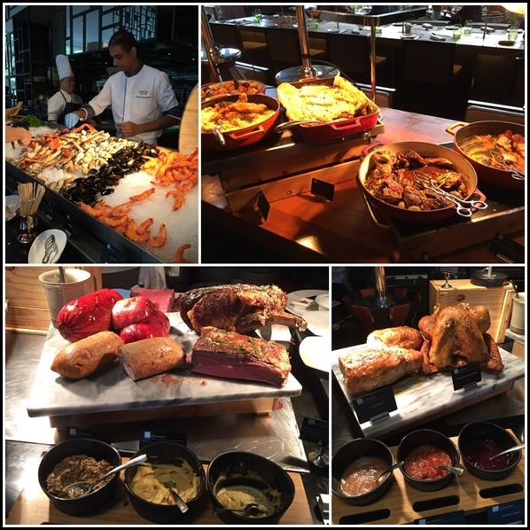 PARKROYAL on Pickering - Festive Buffet (meats)