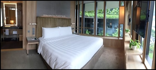PARKROYAL on Pickering - Orchid Club Junior Suite (7)