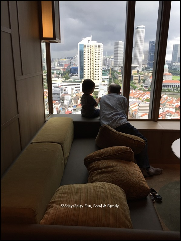 PARKROYAL on Pickering - Orchid Club Junior Suite (9)