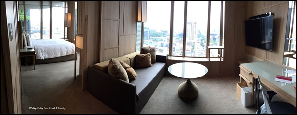 PARKROYAL on Pickering- Orchid Club Junior Suite