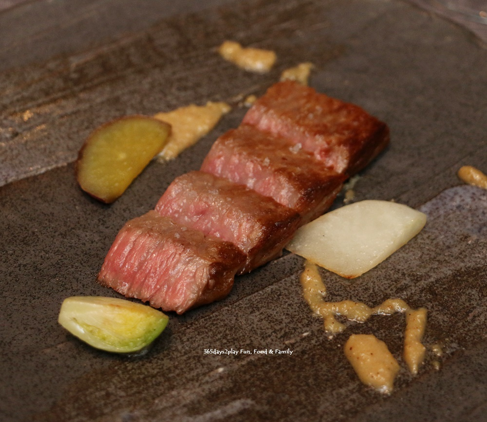 Rizu - Wagyu A4 Striploin Steak (Sendai Beef)