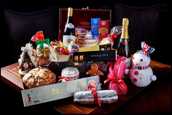 Sofitel Singapore Sentosa & SO Sofitel Singapore - Festive Hamper