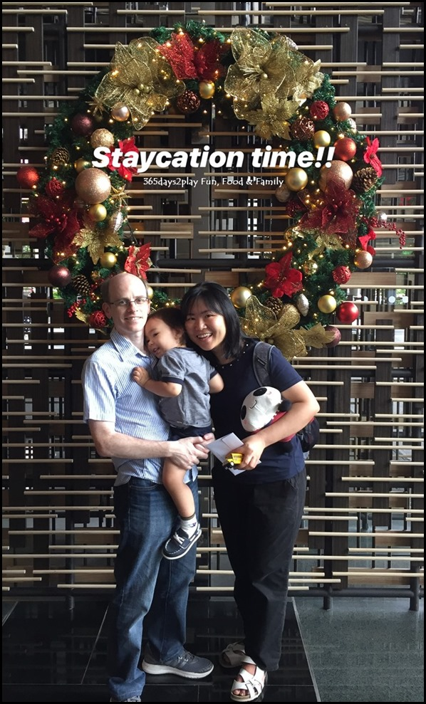 Staycation at PARKROYAL on Pickering