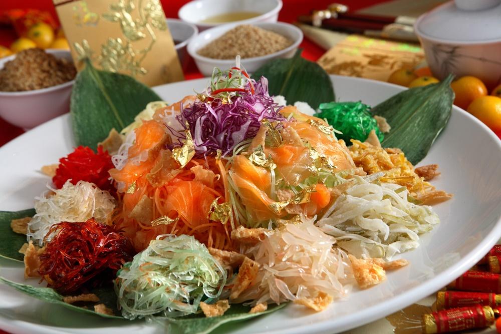 Rasa Sentosa - Salmon Yu Sheng