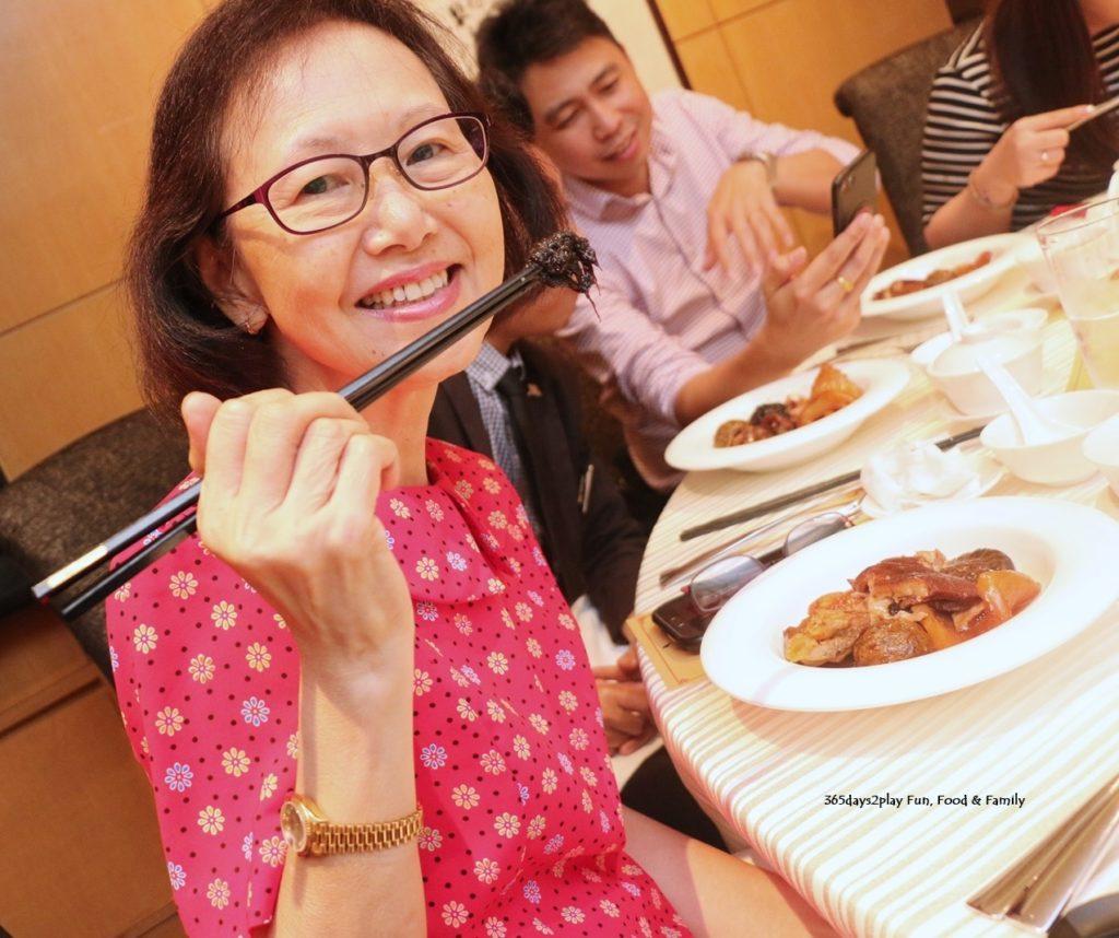 Wan Hao Marriott Chinese New Year Menu