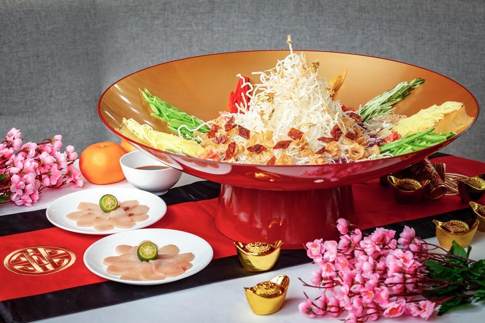 Yan - Kaleidoscope of Prosperity Shun-De Style