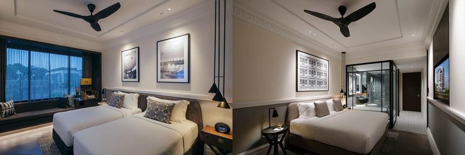 Grand Park City Hall Rooms