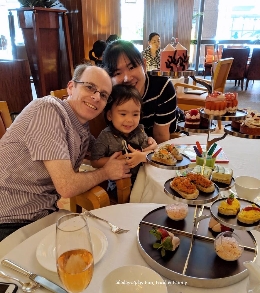 Conrad Sakura Afternoon Tea