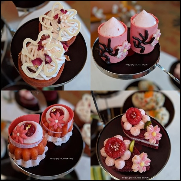 Conrad Sakura Afternoon Tea - 4 Petite Sakura Cakes (1)-tile