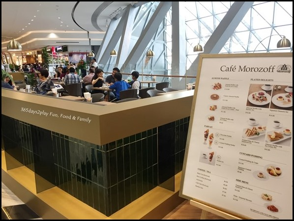 Jewel Changi Airport Cafes (16)