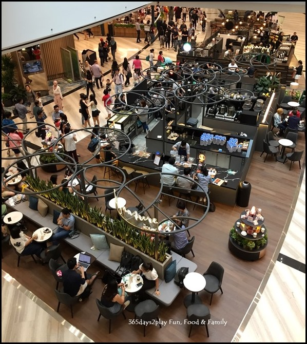 Jewel Changi Airport Cafes (2)