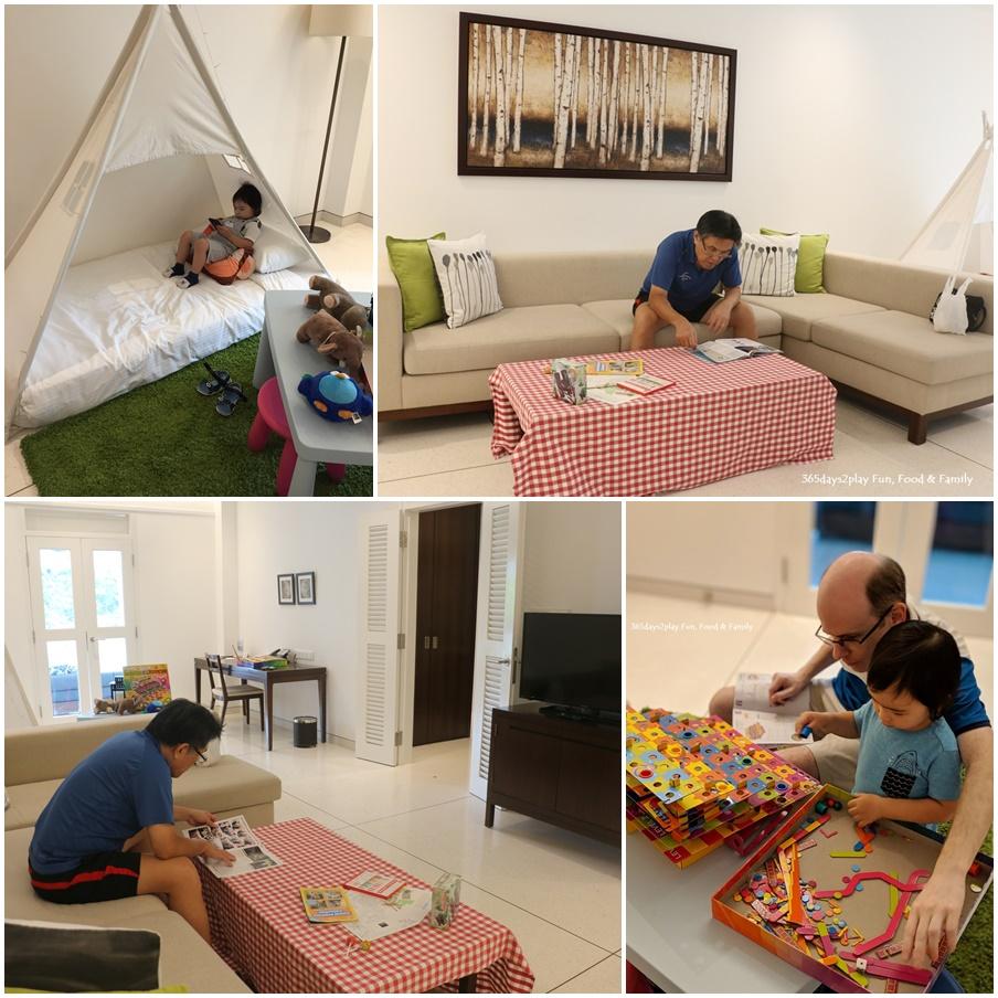 Amara Sanctuary Family Suite