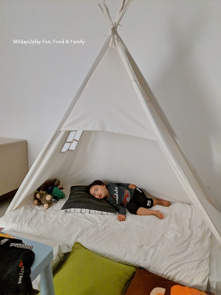 Amara Sanctuary Resort Sentosa - Club Tiny Teepee