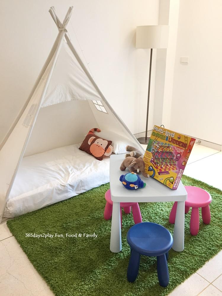 Amara Sanctuary Resort Sentosa - Club Tiny Teepee