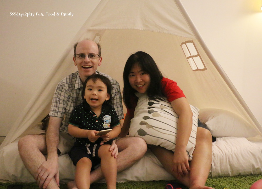 Amara Sanctuary Resort Sentosa - Family Photo