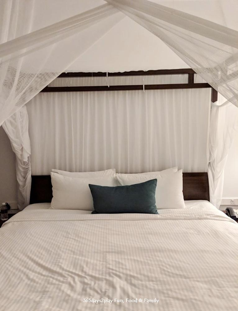 Amara Sanctuary Resort Sentosa - Four Poster Bed