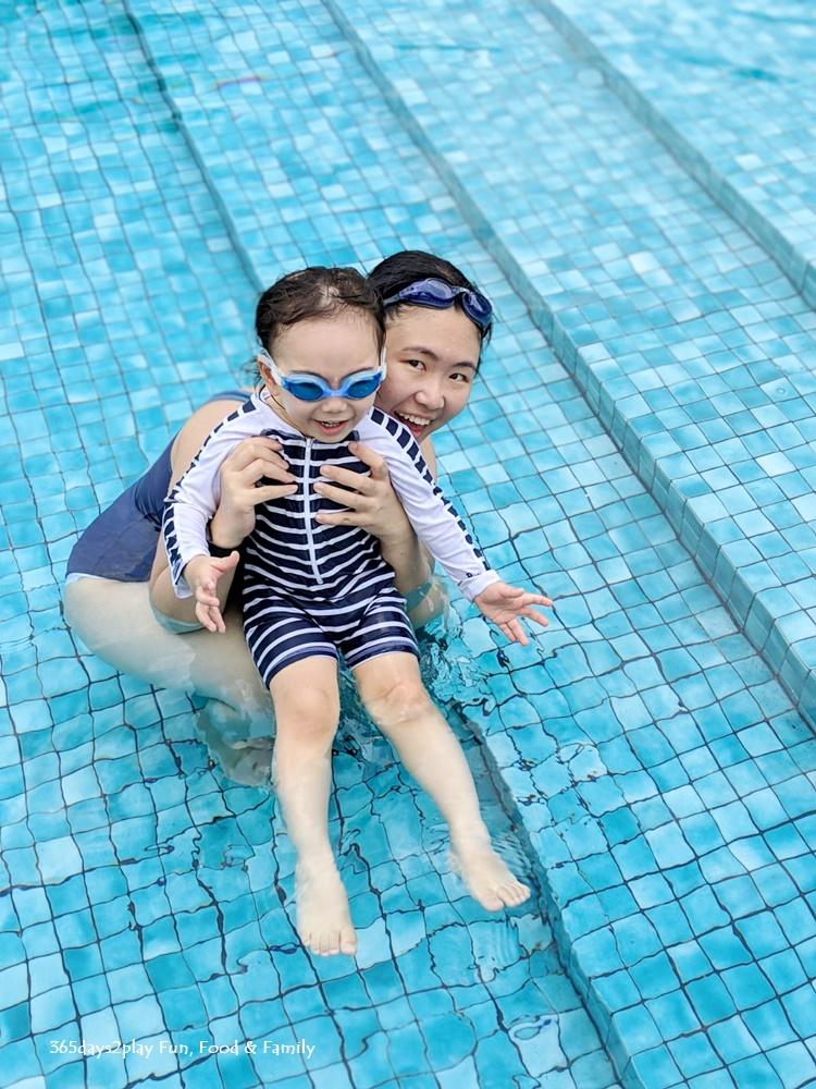 Amara Sanctuary Resort Sentosa - Larkhill Terrace Swimming Pool