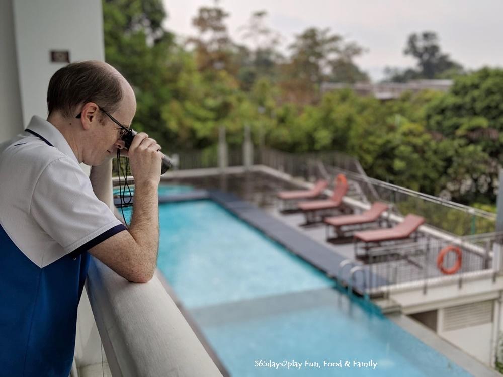 Amara Sanctuary Resort Sentosa - Pool View