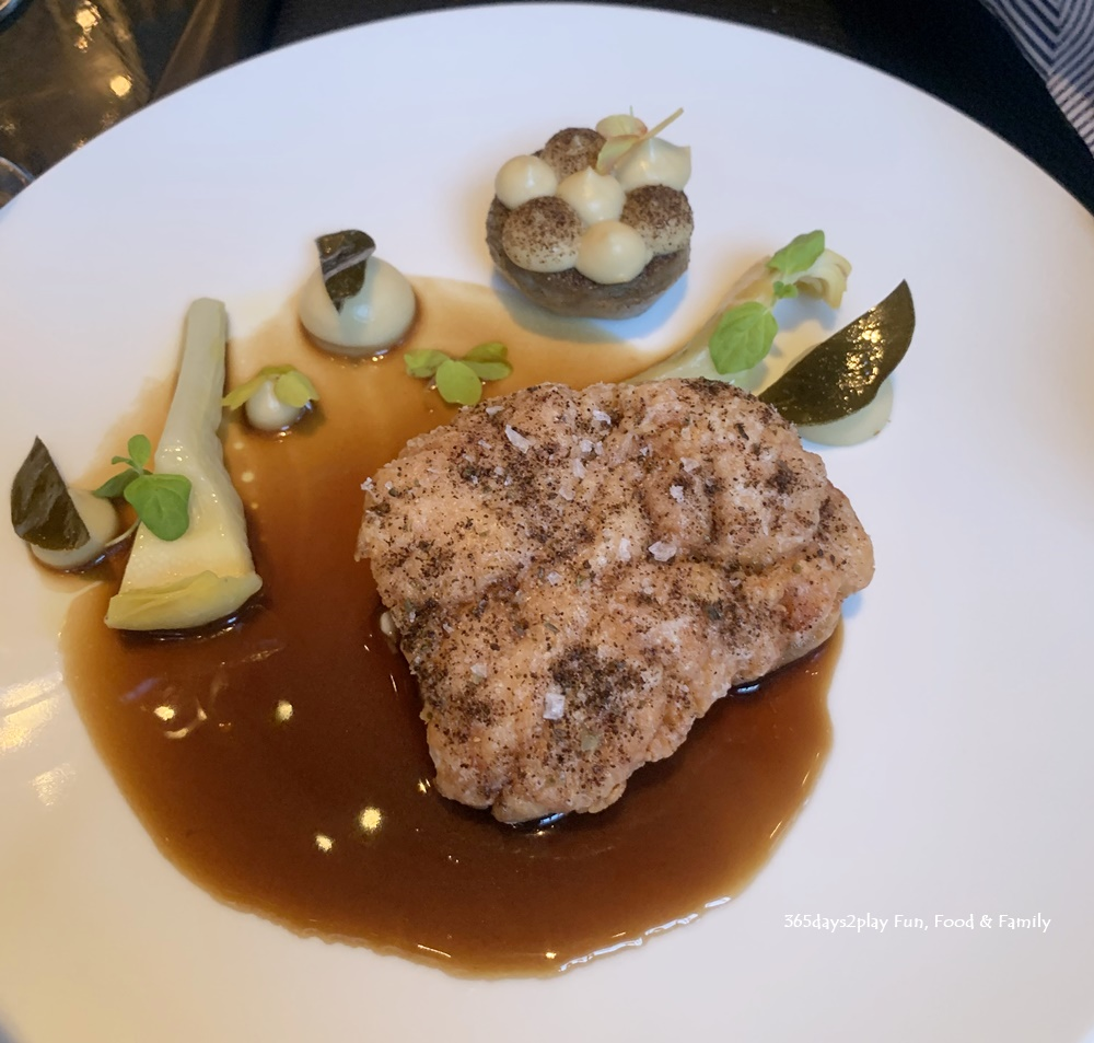 La Dame de Pic - Veal Sweetbreads
