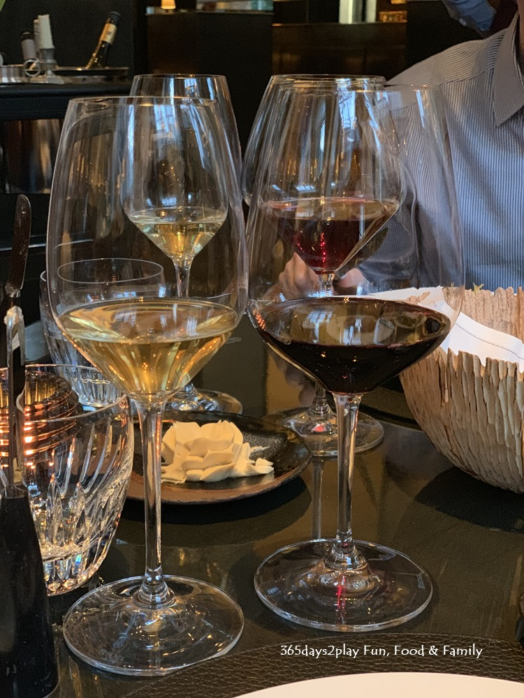 La Dame de Pic - Wine Pairing