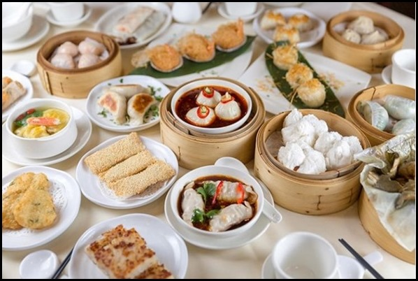 Royal China Baker Street Dim Sum
