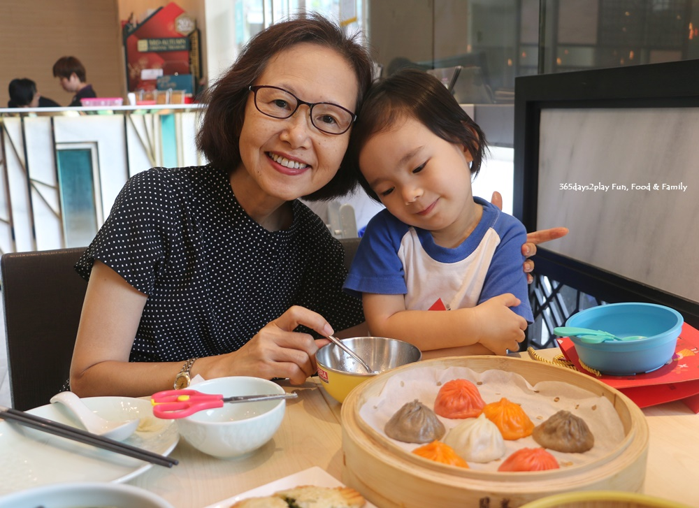 Crystal Jade La Mian Xiao Long Bao - Happy customers