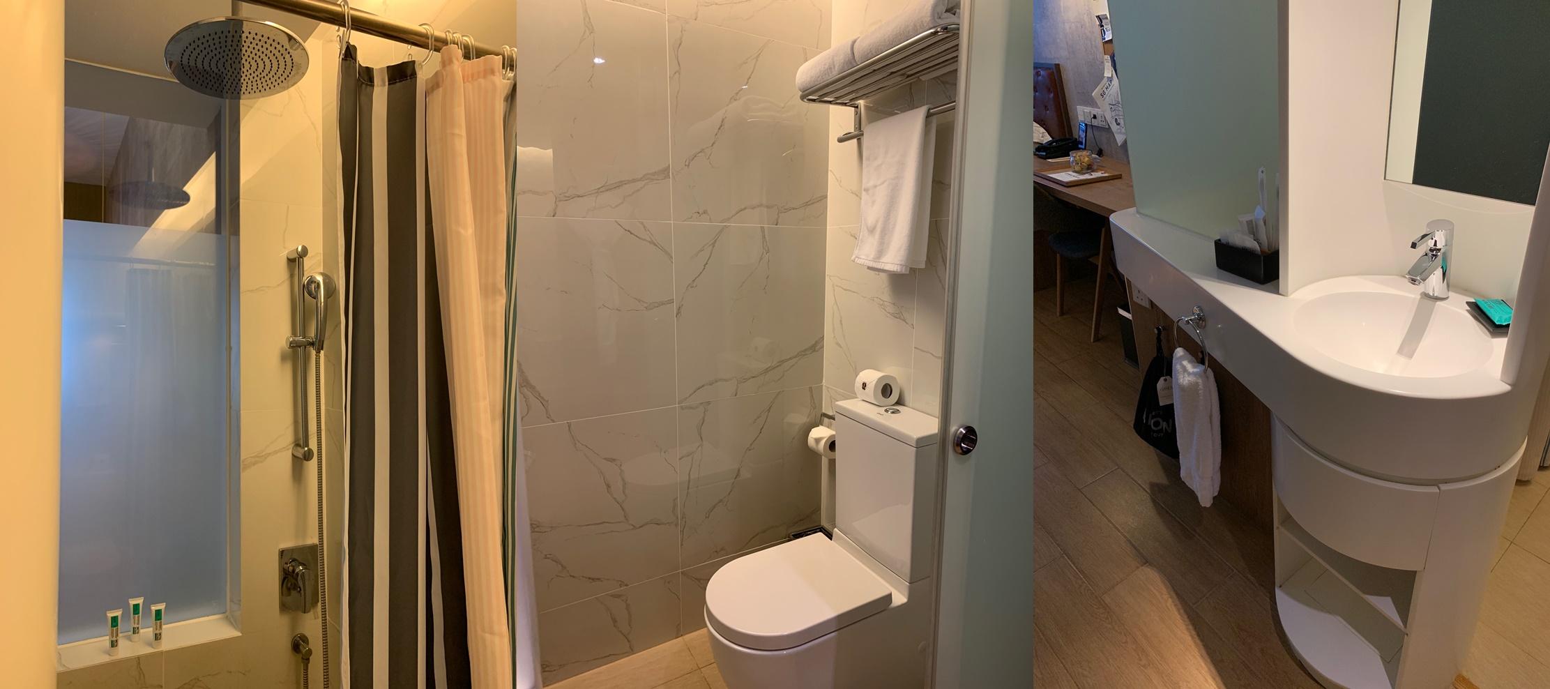 Hotel G - Bathroom