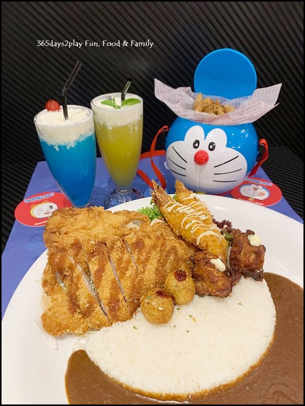 Monster Curry - Special Combo Curry $28.80