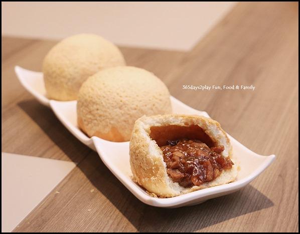Tim Ho Wan - Baked BBQ Pork Buns $6.30