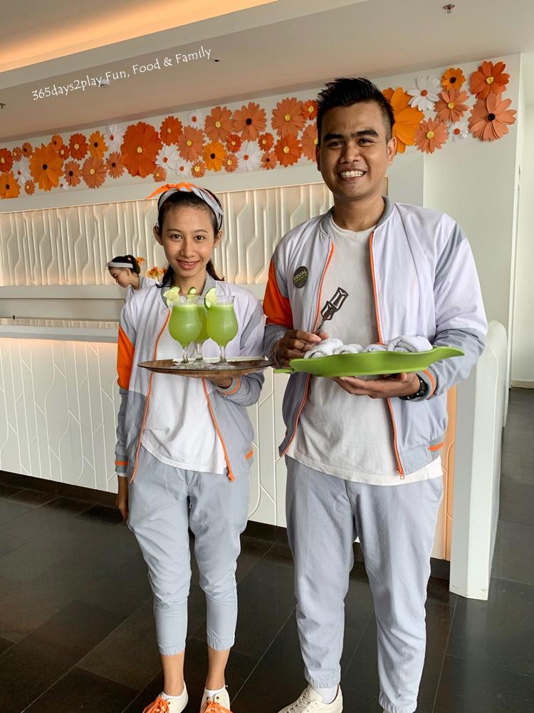 HARRIS Resort Waterfront Batam - Welcome Team
