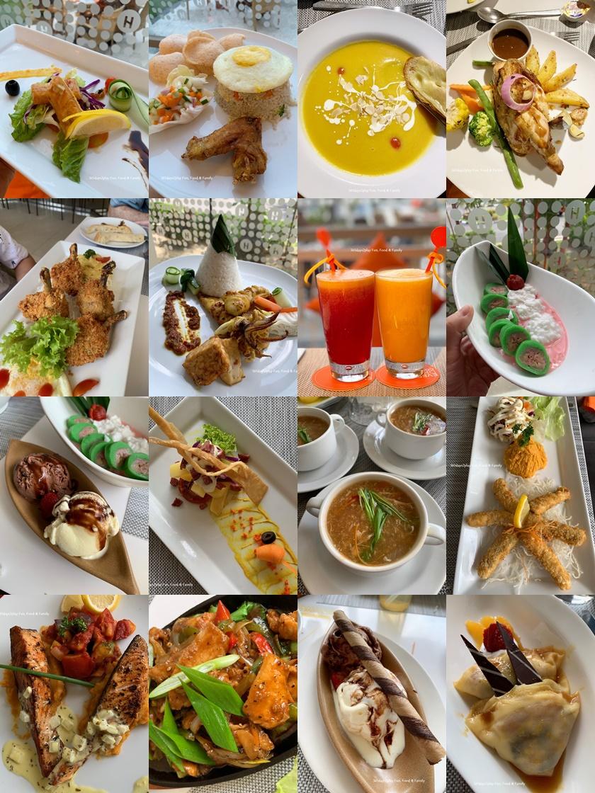 HARRIS Waterfront - Food Galore
