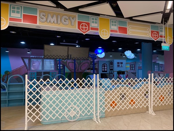 Paya Lebar Quarter - Smigy Children's Indoor Playground